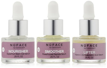 NuFACE Anti-Aging Infusion Serum Trio