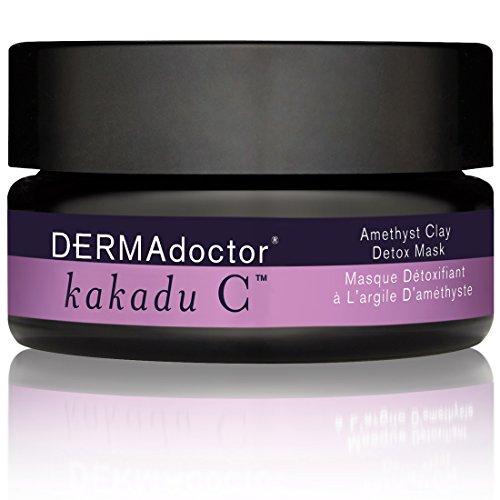 DERMAdoctor Kakadu C Amethyst Clay Detox Mask