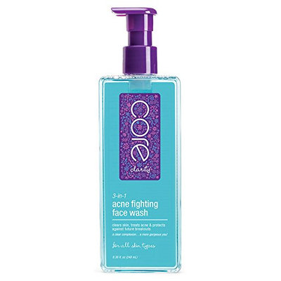 Core Clarity 3-in-1 Acne Fighting Face Wash