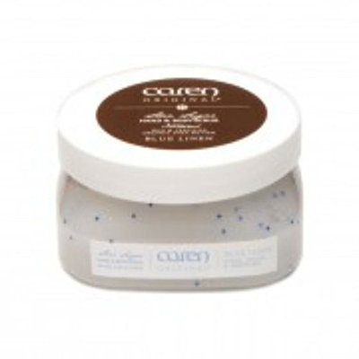 Caren Original Blue Linen Hand and Body Scrub