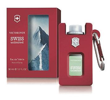 Swiss Unlimited Men Eau De Toilette Spray by Swiss Army