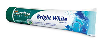 Himalaya Herbal Healthcare Bright White Toothpaste