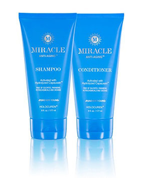 Miracle Anti-Aging Shampoo and Conditioner