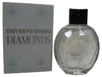 Giorgio Armani Emporio Armani Diamond By Giorgio Armani For Women. Eau De Parfum Spray 3.4-Ounces