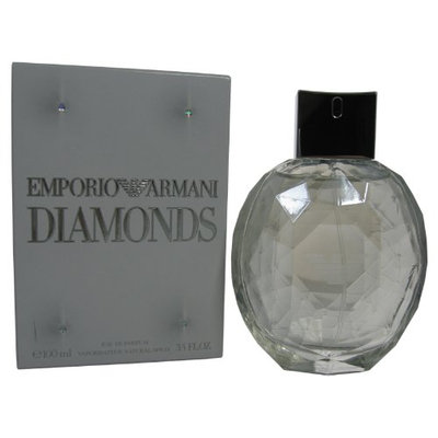 Giorgio Armani Emporio Armani Diamond By Giorgio Armani For Women. Eau De Parfum Spray 3.4-Ounces