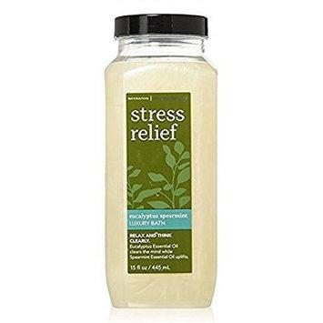 Bath & Body Works® Aromatherapy Stress Relief Eucalyptus Spearmint Luxury Bath