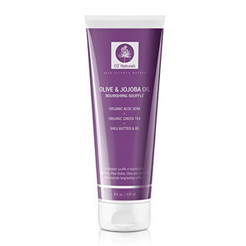 OZ Naturals - The BEST Body Moisturizer- This Natural Moisturizer Contains Organic Shea Butter