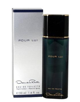 Oscar Pour Lui By Oscar De La Renta For Men. Eau De Toilette Spray 1.6 Ounces