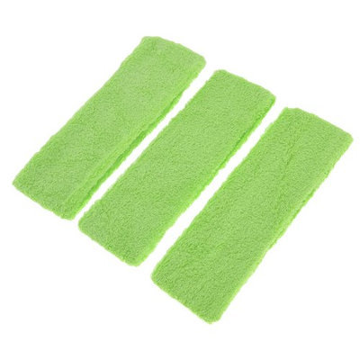 Uxcell 3 Piece Fabric Terry Elastic Women Headband Hair Binding Band