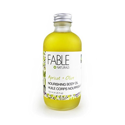 Fable Naturals All Natural Nourishing Body Oil
