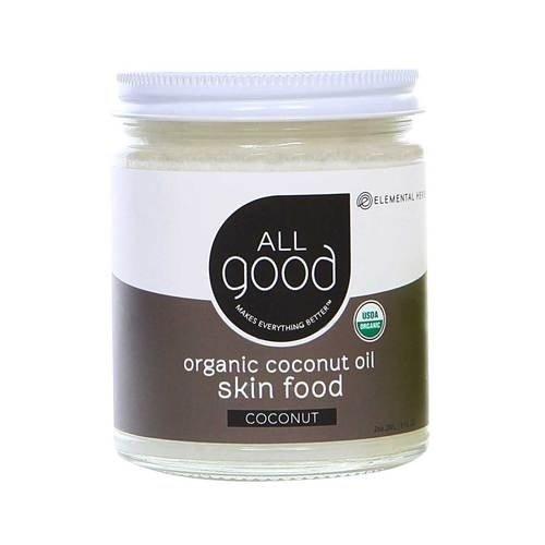 Elemental Herbs All Good Coconut Oil Skin Food