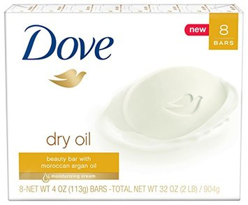 Dove 8 Piece Beauty Bar
