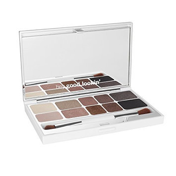 bliss Nude Intentions 10 Piece Eye Shadow Palette
