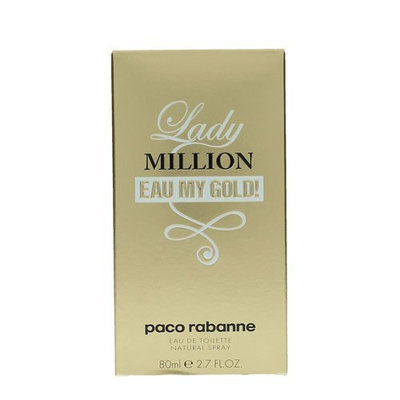 paco Rabanne Lady Million Eau My Gold Eau de Toilette Spray