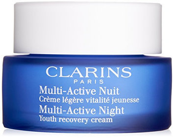 Clarins Multi Active Night Youth Recovery Comfort Cream for Normal Combination Skin Clarins for Unisex