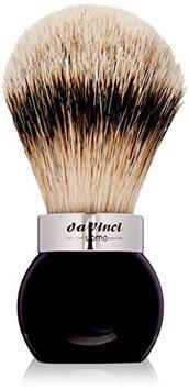 Da Vinci Series 290 Uomo Shaving Brush Silvertip Badger Hair Globe Handle