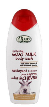 Alpen Secrets Goat Milk and Almond Oil Body Wash