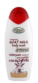 Alpen Secrets Goat Milk and Almond Oil Body Wash