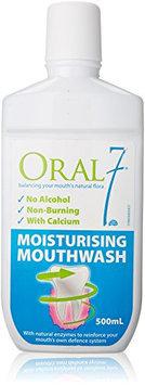 Orzal 7 Moisturizing Mouthwash