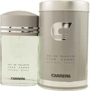 Carrera For Men by Carrera Eau De Toilette Spray 1.7 oz / 50 Ml