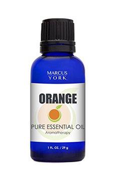 Marcus York 100% Orange Essential Oil