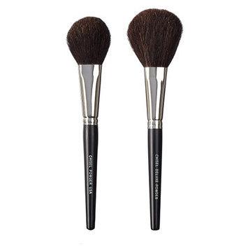 VEGAN LOVE The Chisel Collection Make Up Brush Set (Chisel Powder Chisel Deluxe Powder)