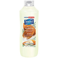 Suave® Essentials 2 In 1 Shampoo and Conditioner