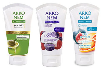 Arko Nem Face with Hand and Body Cream
