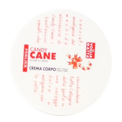 Perlier Candy Cane Body Cream for Women