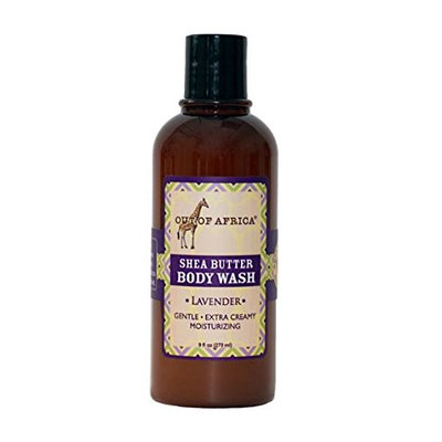 Out of Africa Lavender Body Wash