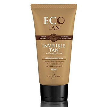 ECO Tan - Organic Face + Body Tanning Lotion