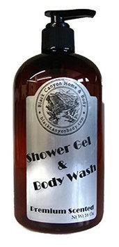 Black Canyon Body Wash 16 Oz (Vanilla Delight)