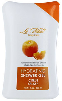 Le Vital Hydrating Citrus Splash Shower Gel