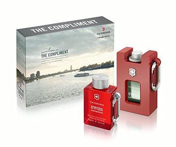 Swiss Army Victorinox Eau De Toilette Gift Set with Shower Gel