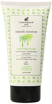 Caribbean Joe Organic Signature Purifying Mask for Normal-Combination Skin