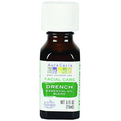 Aura Cacia Drench Facial Care Essential Oil Blend