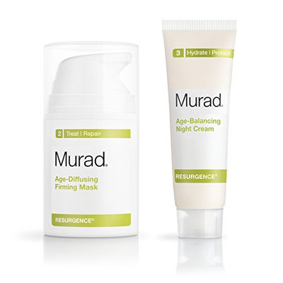 Murad Resurgence Glowing Value Set- Firming Duo 2014