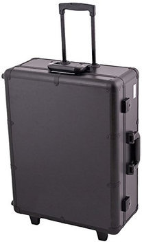 Craft Accents Professional Rolling Studio Makeup Case