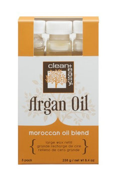 C+E Argan Oil Wax Refills