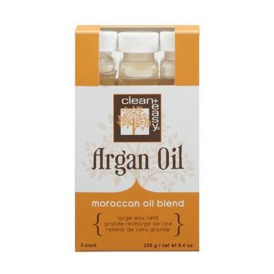 C+E Argan Oil Wax Refills