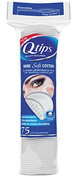 Q-tips Beauty Cotton Rounds