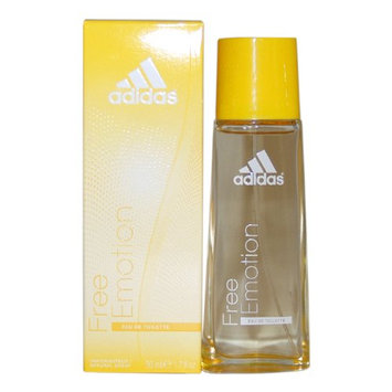 Adidas Free Emotion By Adidas for Women Eau-de-toilette Spray