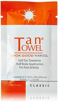 Tan Towel Half Body Towels