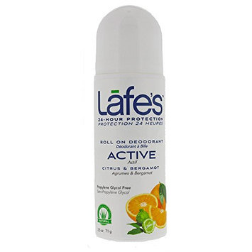 Lafe's Roll-On Deodorant