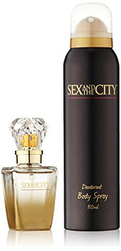 Sex In The City Gift Set for Women (Eau de Parfum Spray