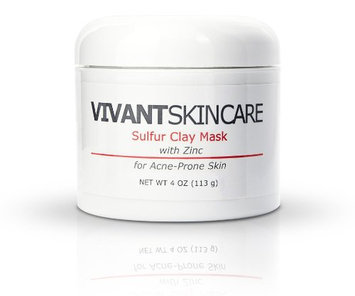 Vivant Skin Care Sulfur Clay Mask