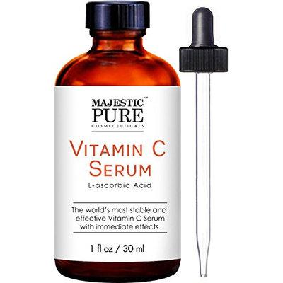 Majestic Pure Vitamin C Serum L-ascorbic Acid for Age Spots