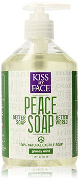 Kiss My Face All Purpose Natural Peace Castile Soap