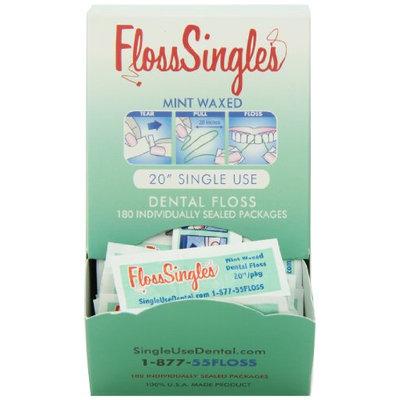 Floss Singles Dispenser Box