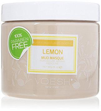 Voesh Mani.Pedi-Cure System Lemon Mud Masque